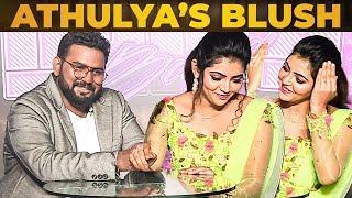 Athulya Ravi's Vera Level Of VJ Ashiq At Galatta Nakshatra Awards 2019