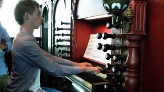Allegro Vivace Symphony No. 5  - C.M. Widor (1844-1937)