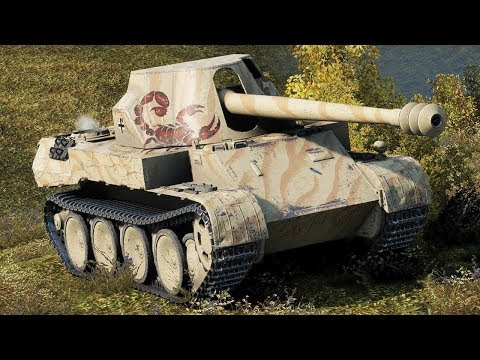 СУПЕР КУСТ Rheinmetall Skorpion G 11KILLS 7586DAMAGE ВРАГИ В ШОКЕ - WORLD OF TANKS