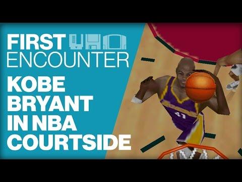 Kobe Bryant in NBA Courtside (N64) - First Encounter