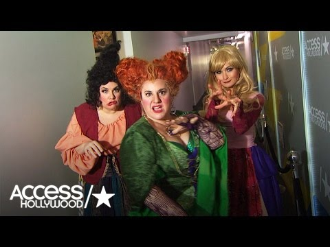 'The Unauthorized Musical Parody Of Hocus Pocus' Casts Its Spell On Live | Access Hollywood