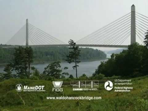 Penobscot Narrow Bridge and Observatory: The Building of a Landmark
