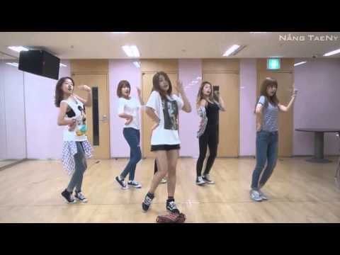 "Apink - ""Mr.Chu"" [Mirrored Dance Practice]"