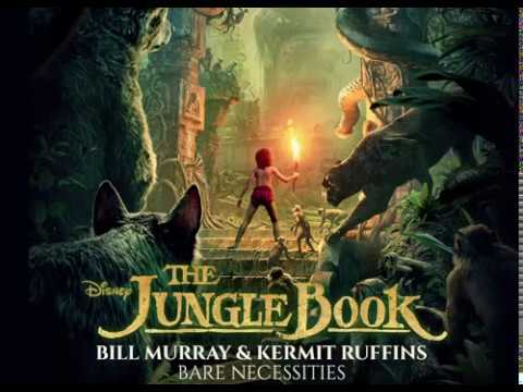 Bill Murray, Kermit Ruffins   The Bare Necessities From The Jungle Book Audio Only