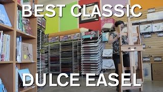 Best Classic Dulce Easel - Opus Art Supplies