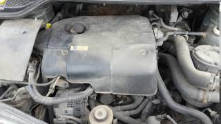 Car recycler parts Renault Scenic, 1998 1.9 dTi 73 kW F9Q Diesel Mechanical Minivan