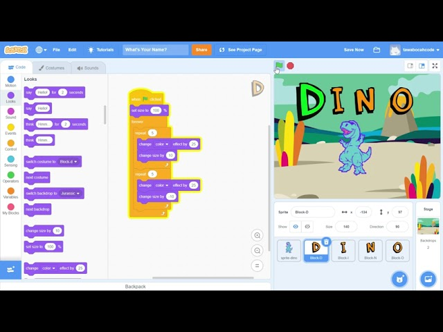 Coding For Kids - Whats Your Name 02