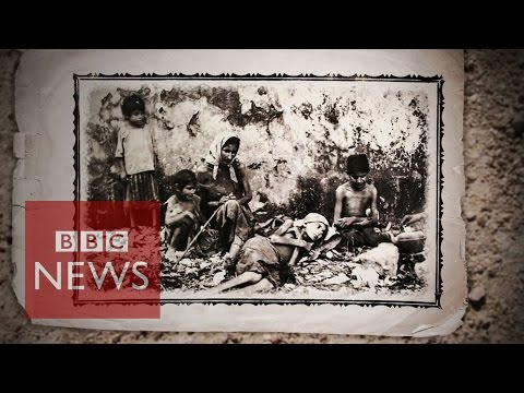 The famine of Mount Lebanon during WW1  - BBC News