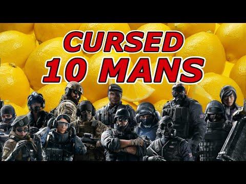 Cursed 10 Mans | Rainbow Six Siege