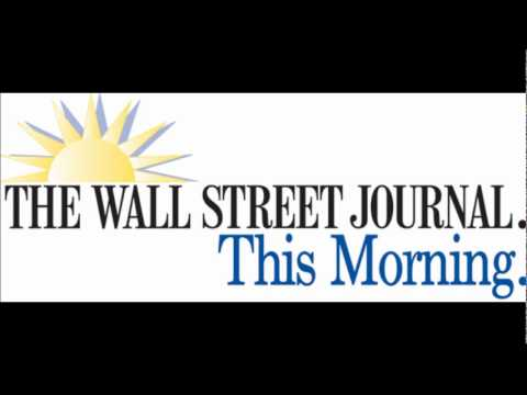 Tracy Davis on Wall Street Journal This Morning Radio Show -Wednesday, Feb 8, 2012