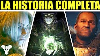 Destiny: La Historia Completa de Destiny 1