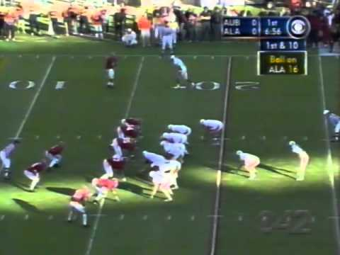 Iron Bowl 2002 - AU first TD Drive