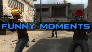 CS:GO - Funny Matchmaking Moments (Trolling, Ninja Defuses, Twerk and More)