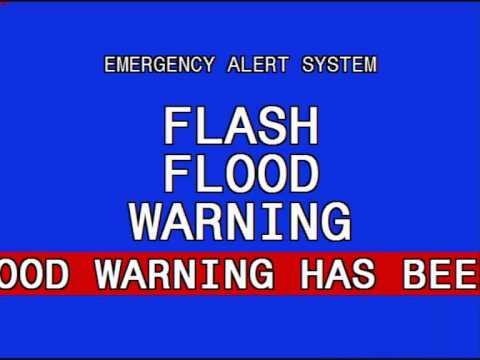 FIRST ALERT WEATHER: Flash flood warning takes effect for ...