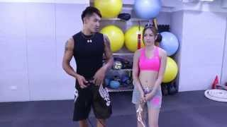 如何跳繩減脂 How to Jump Rope (洪宏星 + 鄔育錡)