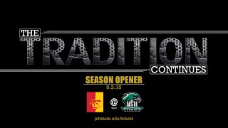2015 Football Teaser (season opener) - Pittsburg State University
