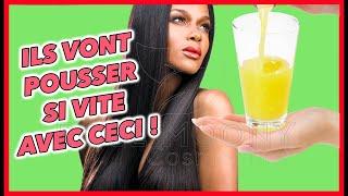 Astuce Secrète Qui Marche: Voici Comment éliminer Naturellement Les Cheveux Gris Et Blancs