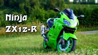 Sold my ZX 12 R B-Model after I was the owner for 7 years. It´s suc...