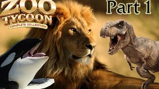 Zoo Tycoon 1: Complete Collection Gameplay Part 1
