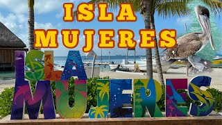 ★What to visit at Isla Mujeres? TOP 4 Places,Cancun ★2020