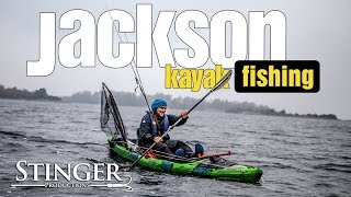 Jackson Kayak Fishing Open 2014 Official (ENG subtitles)(This is a movie about the thought of the kayakers that attended the kayak event which took place in Blekinge, Sweden. It was the first event of its kind and about ..., 2014-11-16T19:00:15.000Z)