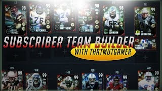 will ea put 99 overalls in the game this year   madden 17 ultimate team sniping series