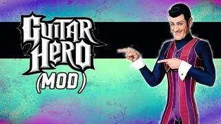 Guitar Hero (Mod) - We Are Number One