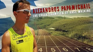 Tribute to Alexandros Papamichael the Greek Champion of Race Walkin...