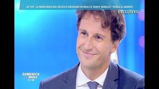 """Gianalberto Scarpa Basteri/ Chi è il genero di Daniela Del Secco d'Aragona: """"Non è Marchesa? Sbaglia"""