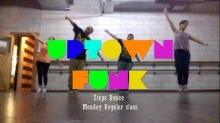 Uptown Funk Dance Routine (Gotta Kiss Myself, I