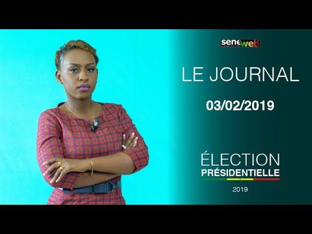 Journal de la campagne présidentielle 03/02/2019