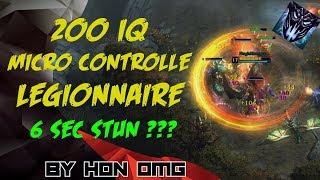 HoN Legionnaire New Meta | 200 IQ Pro Micro Control [900 XPM] by HughMungus