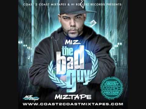 Miz Ft. lil fats and Mikey Vegaz - Leave Me Alone - The Bad Guy