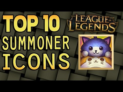Top 10 Summoner Icons - League of Legends