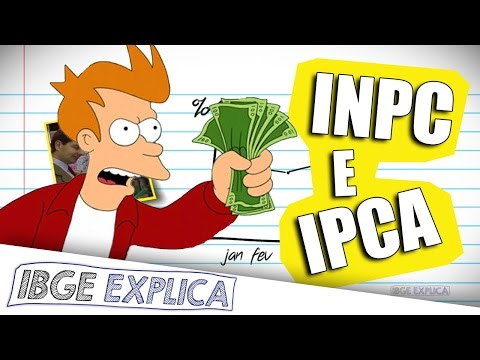 IBGE Explica • INPC e IPCA