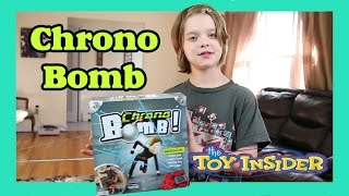 Chrono Bomb Laser Maze from the Toy Insider- Day 851   ActOutGames