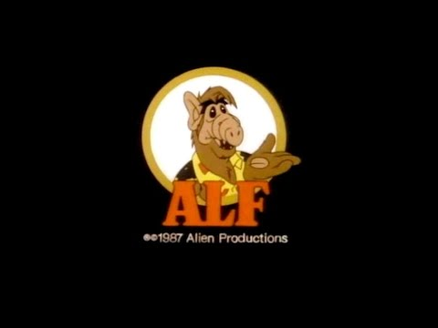ALF The Animated Series cartoon review - Saturday Morning Ca