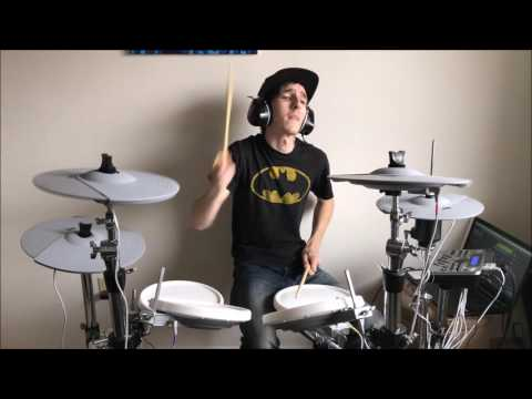 I Prevail - Stuck In Your Head (Drum Cover) HD
