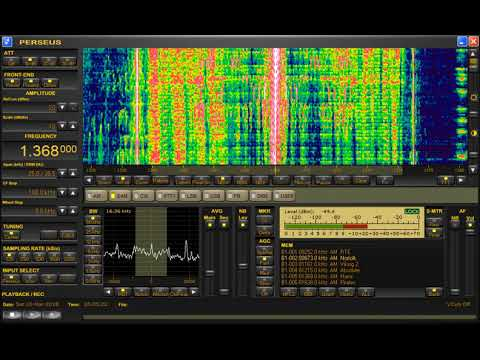 Manx Radio 1368khz Isle of Man