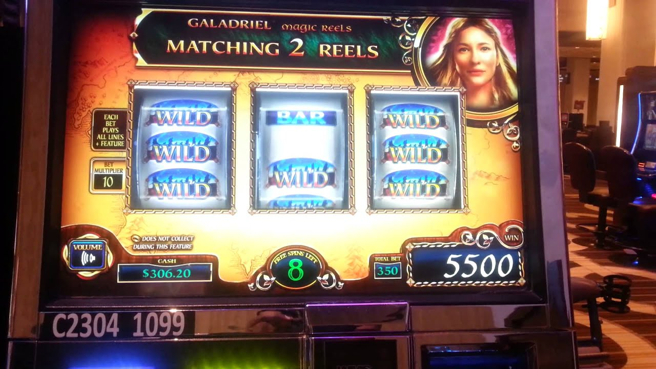 Free Slot Machine Lord Of The Rings