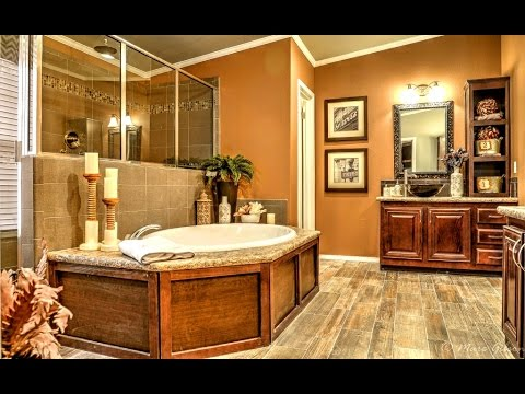 The Grande 4 / 3 / 2 living room Custom Mobile Modular Homes In Bexar County TX