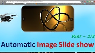 Image Slider using html and css | Part- 2/3