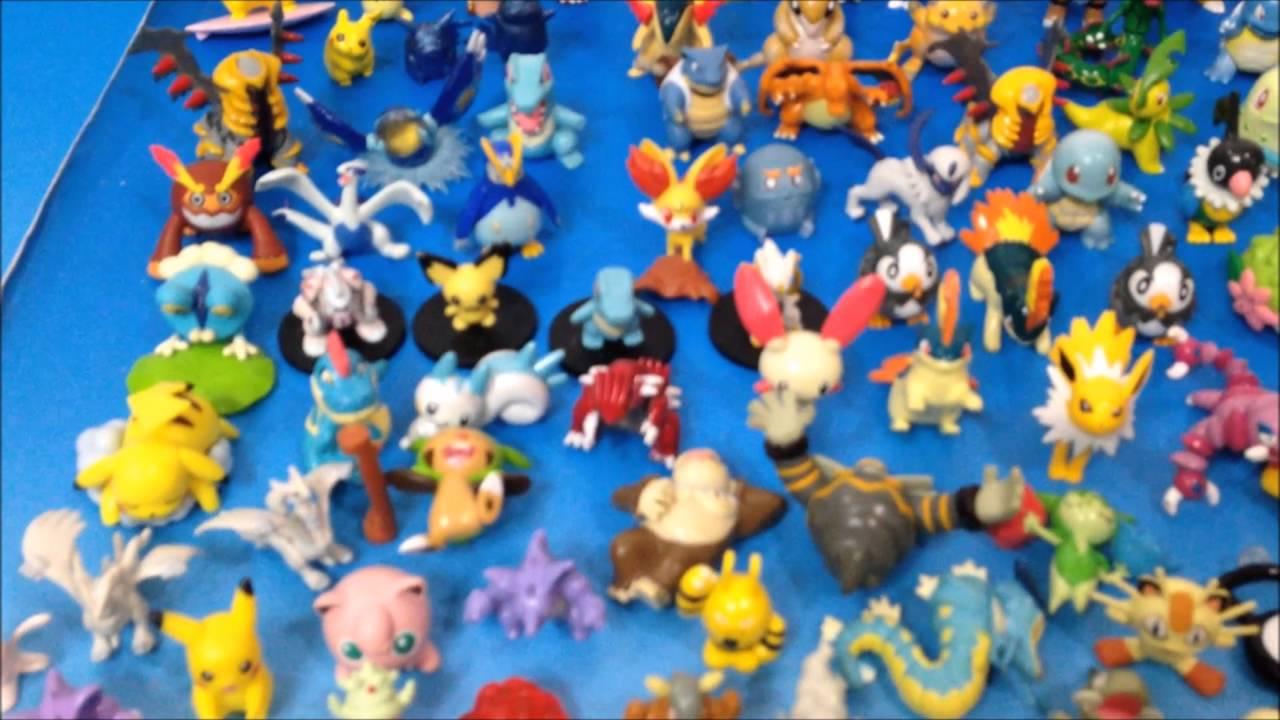 ポケモンのおもちゃ モンスターコレクションを宅配買取/鹿児島県鹿屋市