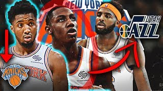 Donovan Mitchell Traded...Lets Rebuild The New York Knicks | NBA 2K20