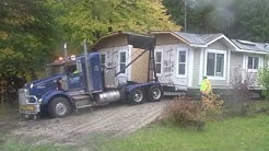 Modular Home Delivered and Set Up