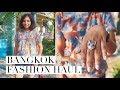 Bangkok Fashion Haul | Clothes + Accessories // Magali Vaz