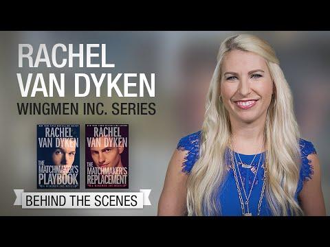 Download Wingmen Inc. Series - Behind the Scenes with Rachel Van Dyken