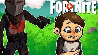 Getting INSTANTLY BMed Par MARKSMAN in Fortnite: Battle Royale (Fortnite Funny Moments)