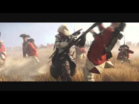 Assassins Creed 3 Trailer  The Ecstasy of Gold