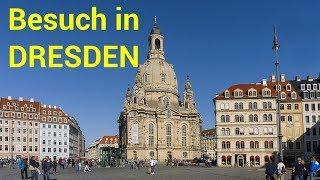Dresden mit dem Wohnmobil